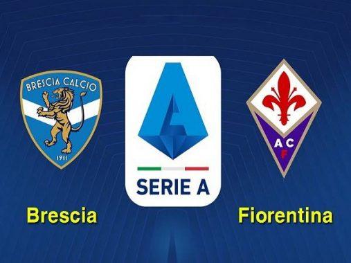 Link xem bóng đá trực tuyến Brescia vs Fiorentina, 1h45 ngày 22/10