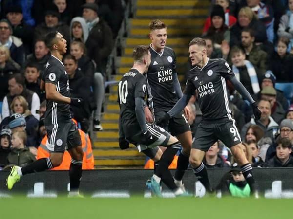 Man City 3-1 Leicester: Ngược dòng thành công