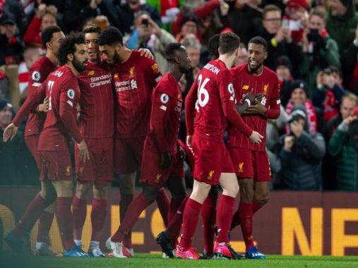 Liverpool luôn duy giữ vung phong độ ở đấu trường NHA