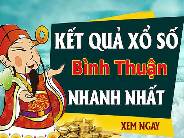 dự đoán xổ sốBình Thuận26/3