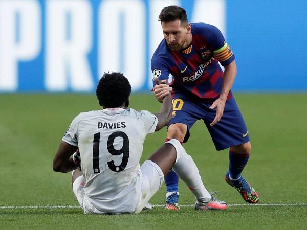 Tin bóng đá tối 21/8: Sao Bayern bị Messi từ chối đổi áo