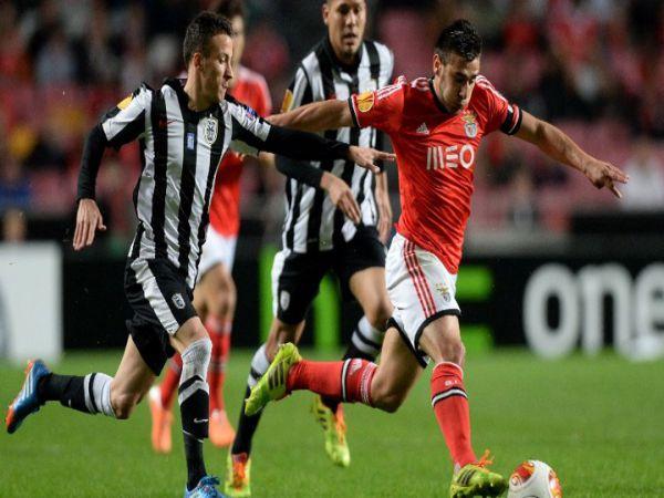 Nhận định soi kèo bóng đá PAOK vs Benfica, 01h00 ngày 16/9