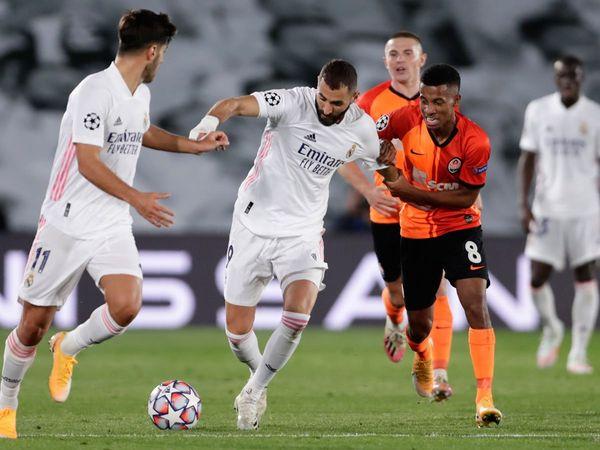 Tin bóng đá 22/10: Zidane bào chữa về thất bại của Real trước Shakhtar