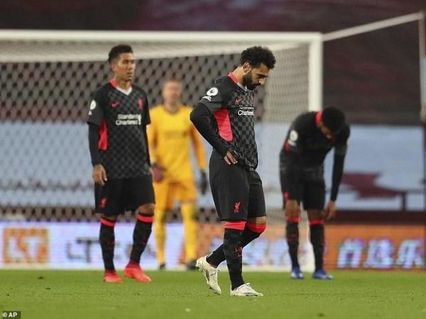 Tin Liverpool 5/10: Thua thảm 2-7 trên sân Aston Villa