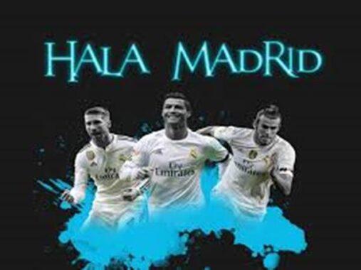 Hala Madrid là gì? Ý nghĩa ca khúc lời bài hát Hala Madrid