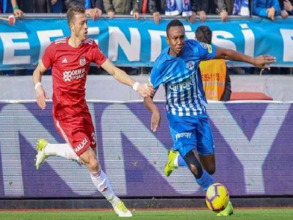 Nhận định tỷ lệ Kasimpasa vs Sivasspor, 20h00 ngày 25/1 - VĐQG Thổ Nhĩ Kỳ