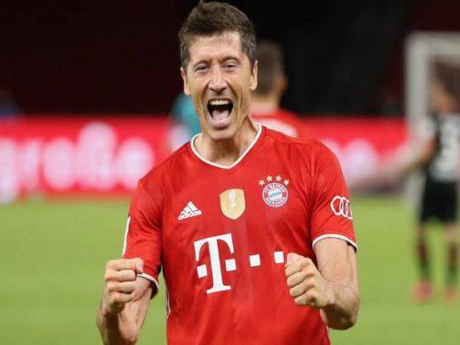 Tin Bundesliga 19/1: Lewandowski viết thêm một kỷ lục mới