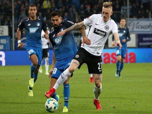 Nhận định bóng đá Hoffenheim vs Eintracht Frankfurt, 21h30 ngày 07/2