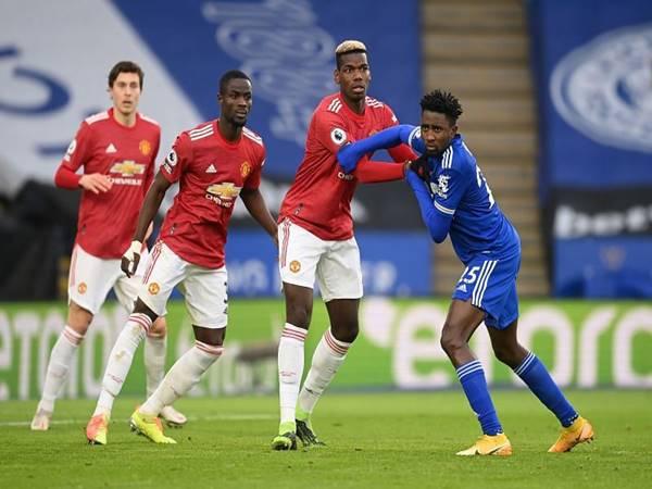 Nhận định tỷ lệ Leicester vs Man United (00h00 ngày 22/3)