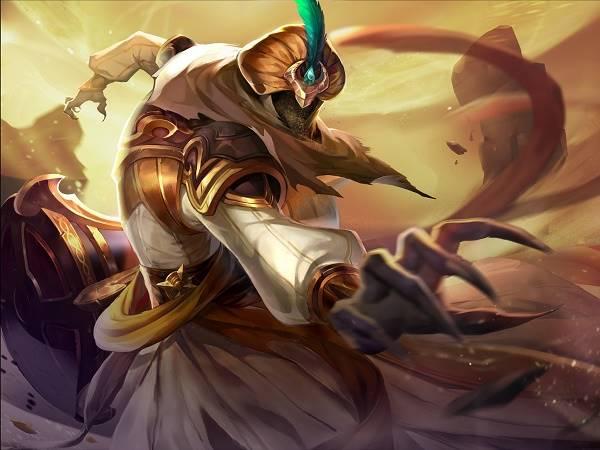 Cách chơi Azzen'Ka: Bảng ngọc bổ trợ, phù hiệu và cách lên đồ