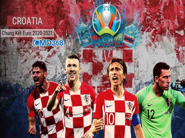 Đội hình đội tuyển Croatia tại Euro 2016