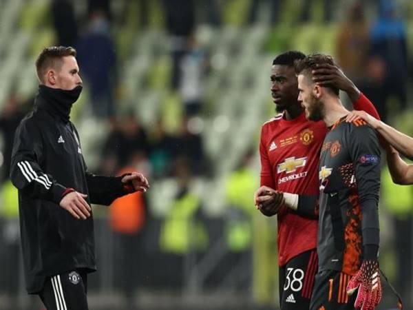 Tin bóng đá 28/5: Solskajer lý giải chọn De Gea trong loạt penatly