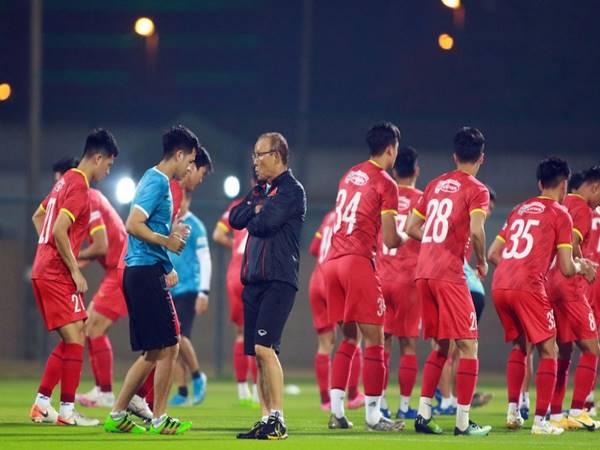 Bóng đá VN chiều ngày 11/6: ĐT Việt Nam không chịu áp lực