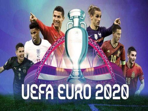 Tỷ lệ kèo bóng đá Euro 2021