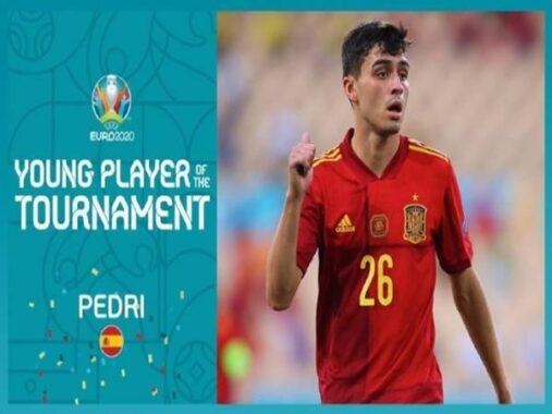 Tin bóng đá 12/7: Lộ diện cầu thủ trẻ xuất sắc nhất EURO 2020