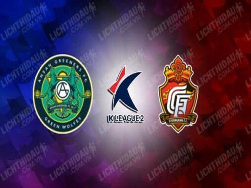 Nhận định Ansan Greeners vs Gyeongnam – 17h30 12/07, Hạng 2 Hàn Quốc