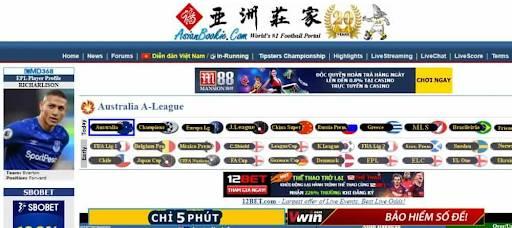 Asianbookie không còn xa lạ với những người đam mê game tại Việt Nam