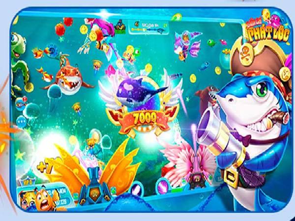 Game bắn cá - Hình ảnh sắc nét, sinh động