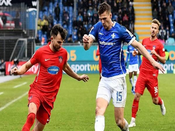 Nhận định tỷ lệ Heidenheim vs Darmstadt (23h30 ngày 24/9)