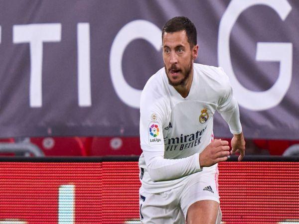 Bóng đá quốc tế trưa 13/10: Real Madrid tính trả Hazard về lại Chelsea