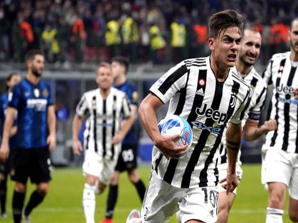 Tin bóng đá 25/10: Dybala giúp Juventus thoát thua trước Inter